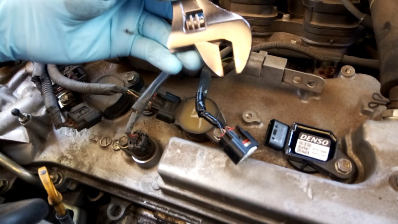 2008 toyota highlander v6 3 5l ignition coil replacement unskilled see descr  [ 1280 x 720 Pixel ]