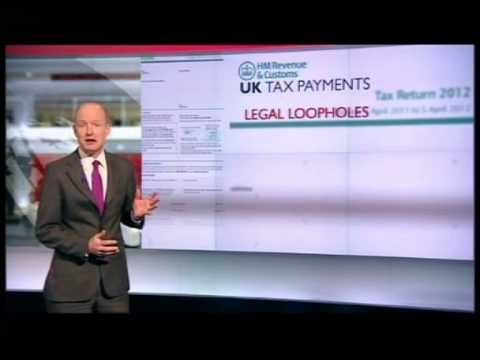 Starbucks, Google and Amazon grilled over UK tax avoidance (BBC News coverage)