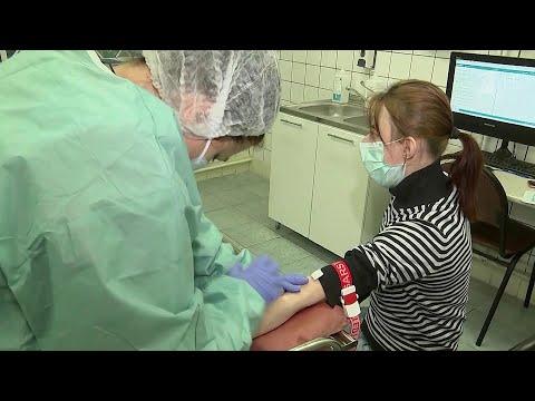 В России за сутки выявлено 21 608 новых случаев коронавируса.