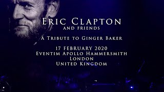Eric Clapton - 17 February 2020, London, Hammersmith - Multicam - Complete show