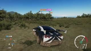 Forza Horizon 3 Shenanigans: Skill Chain PB