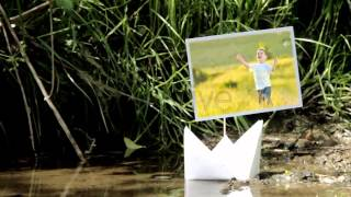 [ger.eng-media] Paper Boats Photo Gallery - After Effets Templates, Projects File