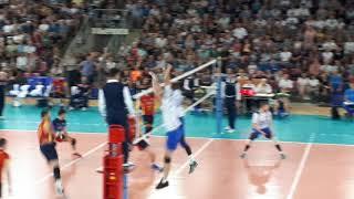 Волейбол Беларусь Испания   квалификация к чемпионату Европы 2019 года,