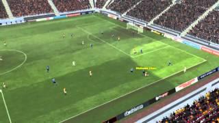 Galatasaray ile Kayseri Erciyesspor - Umut Bulut - Gol 31 dakika