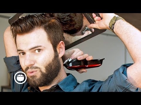 I Try Cutting my Own Hair | Jack Milocco