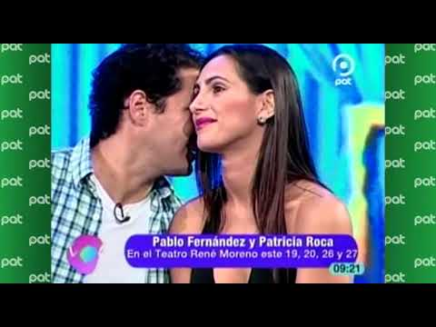 Pablo Fernandez Y Patricia Roca