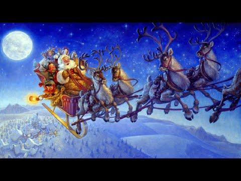 Christmas Music Instrumental - Silver Reindeer