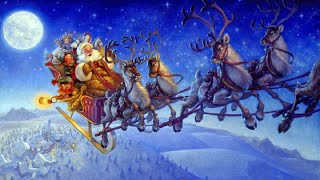 Christmas Instrumental Music - Silver Reindeer Thumbnail