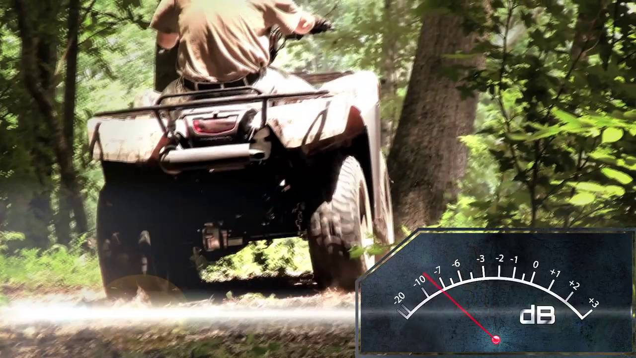 The Silent Rider® ATV & UTV Exhaust Silencer! | 1-866-EXHAUST
