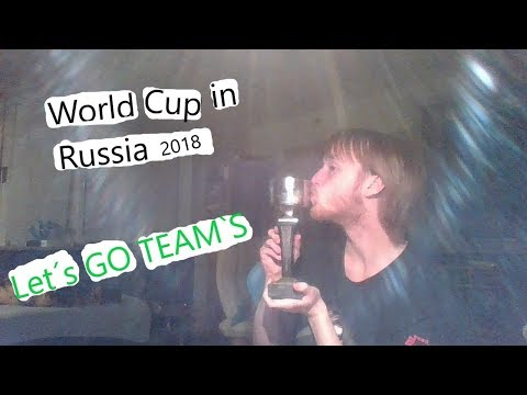World Cup in Russia 2018 Lottery