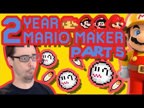 Mario Maker - A Good Day to Dive (Amazing Cape Puzzle)