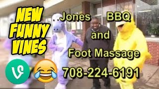 jones bbq foot massage vines