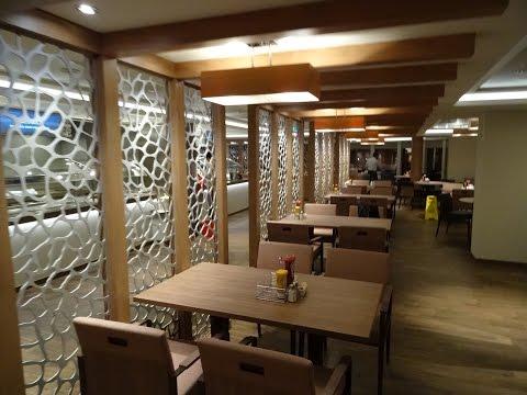 Norwegian Escape Garden Cafe Buffet Design- The Garden Cafe Furniture NCL Escape