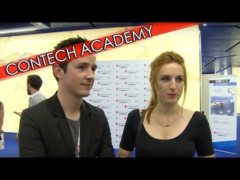 ConTech Academy Interview: Matthieu Marot & Alison Wheeler - Studio Bagel (Groupe Canal+) I FTV16
