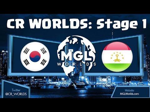 Usa Vs Peru Clash Royale Top 5 Battles Mgl Worlds