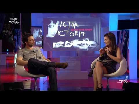 Victor Victoria  con Luciana Littizzetto e Alessandro Preziosi Puntata 30072013
