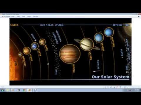 Nibiru System-Studying Orbs, Vesta & Ceres