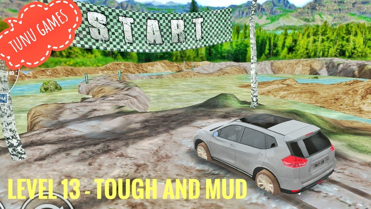 Off Road Rally 8 Level 13 / Hard Off Road Driving Gameplay