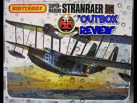 "AlexModelling "" Outbox Review fo the MATCHBOX 1/72 Stranraer"""