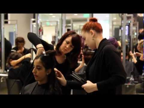 Beauty School Tours Toni And Guy Academy Youtube