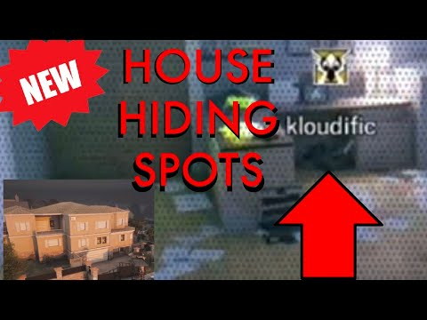 hiding-&-glitch-spots-on-new-reworked-house-|-sledge-myers-|-r6
