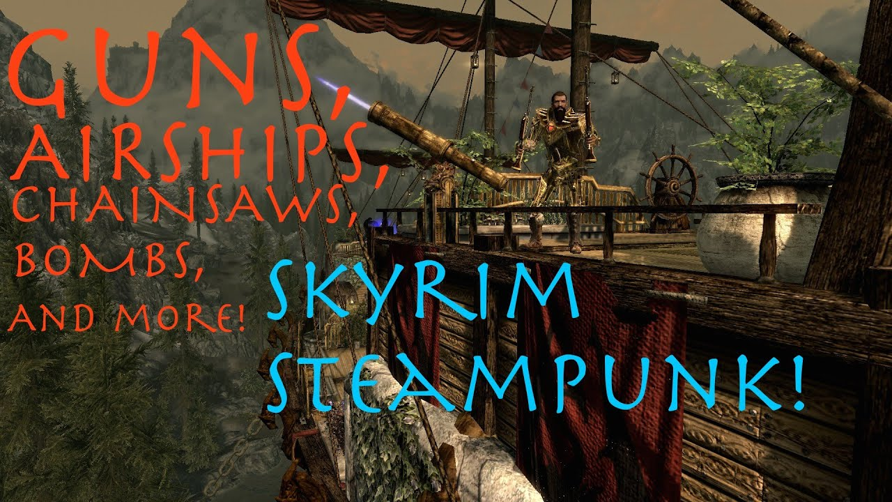 20+ Skyrim Steampunk Mod Pictures and Ideas on Meta Networks