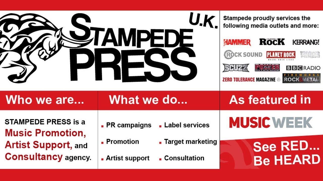 PRESS KITS - Stampede Press - Stampede Press
