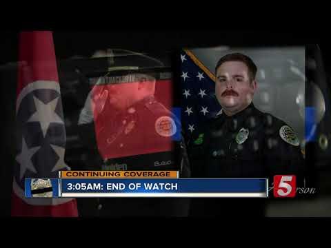 Community Remembers Metro Officer John Anderson