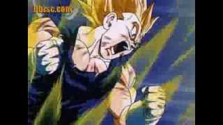 DBZ AMV-Tribute to the Ultimate Badass