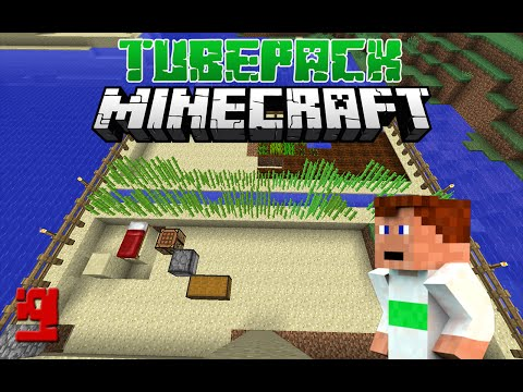 Anschlag auf meine Base! - Minecraft Tubepack #09 [Deutsch/HD]