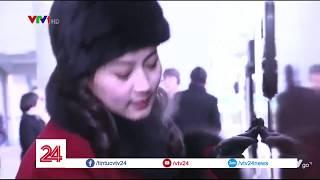 Ngắm dàn VĐV xinh như mộng của CHDCND Triều Tiên | VTV24
