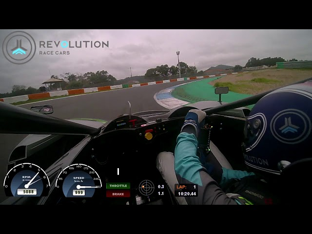 Revolution On-board Video - Estoril 2020