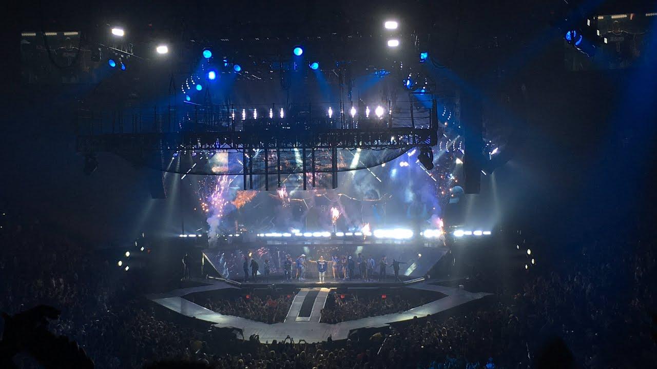 World Tour Of Justin Bieber