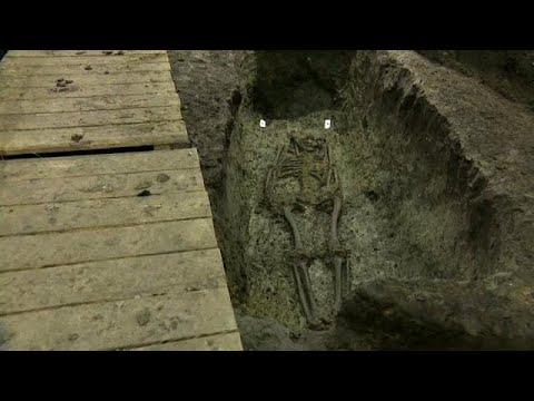 Scoperti i resti dei primi abitanti di Copenhagen