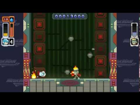 Mega Man Powered up (PSP) -Longplay: Old Style