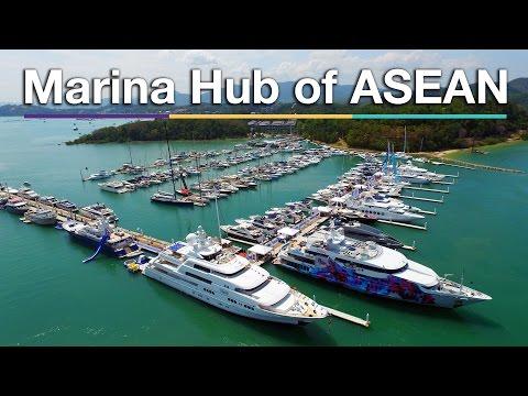 Thailand Yacht Show 2016 - Phuket Ao Po Grand Marina