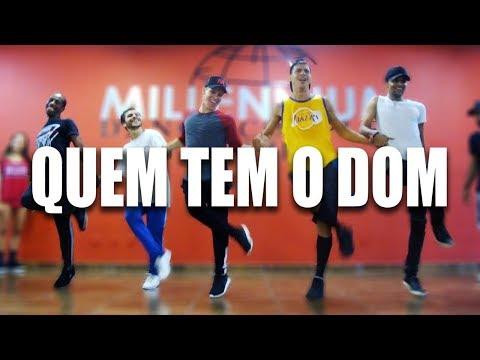 QUEM TEM O DOM - Jerry Smith Feat Wesley Safadão I Coreógrafo Tiago Montalti