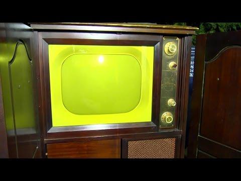 Hoffman 1952 TV AM FM Phono Pickup