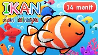 Lagu Anak Indonesia | Ikan dan Lainnya