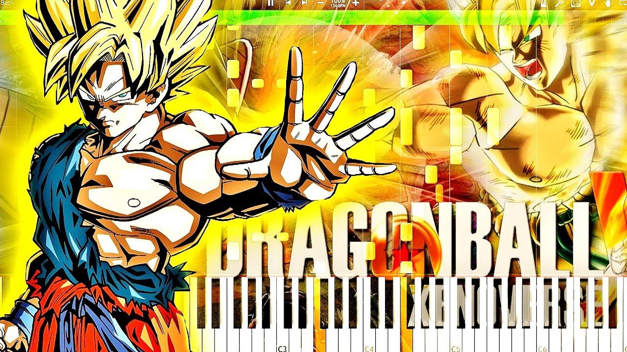 Download Dragon Ball XenoVerse - Character & Stage Selection Theme   Piano Tutorial, ドラゴンボール ゼノバース 【ピアノ】