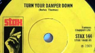 Rufus Thomas - Turn your Damper Down