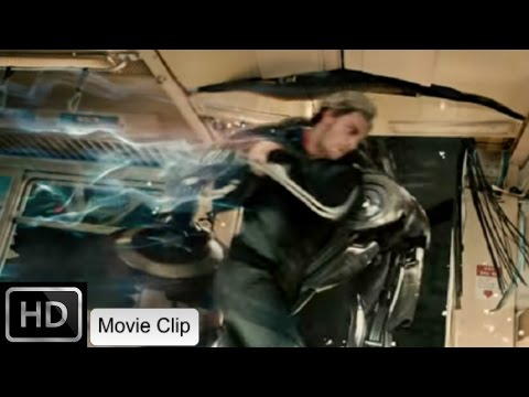 Avengers: Age of Ultron - Quicksilver and Scarlet Witch join The Avengers [HD]