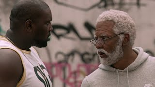 Hold my nuts scene  Uncle Drew