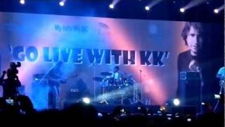 Video KK Live Performance 2011 - Tere Pyar Mein @Infosys Pune download MP3, 3GP, MP4, WEBM, AVI, FLV Agustus 2018