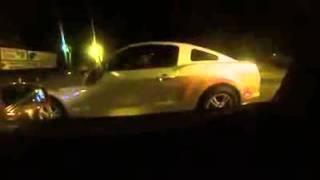 Mustang V6 vs 350z