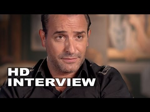 The monuments men jean dujardin jean claude clermont on for Jean dujardin interview