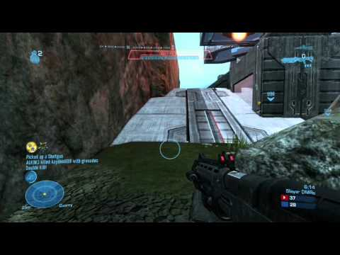 My Reputation - Total Nutter21 Halo Reach Funtage
