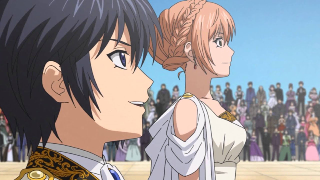Anime challenge! Create your best couple