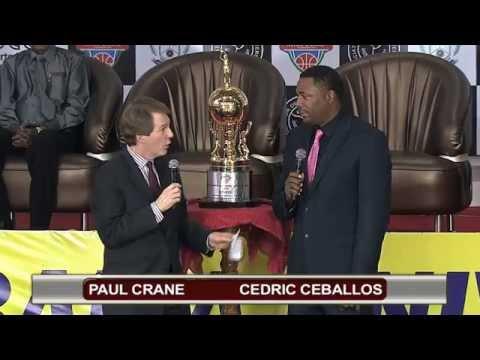 Crane part of historic week in...