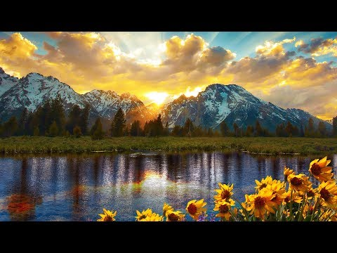"""Peaceful music, Relaxing music, Instrumental music """"Enchanted Light"""" by Tim Janis"""